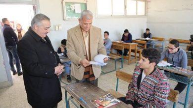 64ألف و793 طالب وطالبة أدوا إمتحانات الشهادة الإعدادية بالمنوفية 2