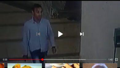 لصان يسرقان توك توك من أمام مسجد الرحمن بحدائق القبة 3