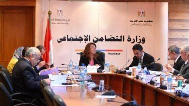 بروتوكول تعاون بين «التضامن» و«روتاري مصر» لتنفيذ أول مستشفى عائم للطفل والأم. 5