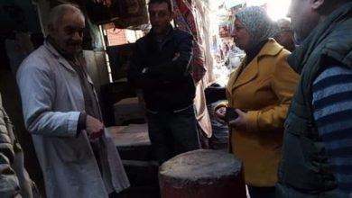 حملات تفتيشية على السوق الفرنسي بالإسكندرية. 6